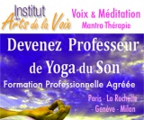 Yoga du Son & Méditation par la voix